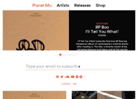 planet-mu.com