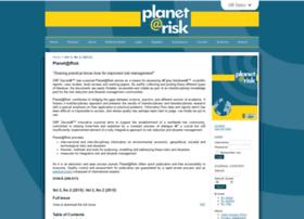 planet-risk.org