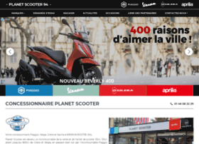 planet-scooters.net