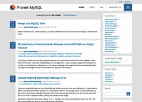 planet.mysql.com