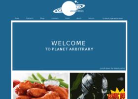 planetarbitrary.com