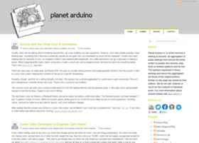 planetarduino.org