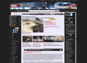 planetbattlefield.gamespy.com