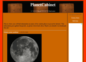 planetcabinet.com