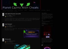 planetcazmoaliencheats.wordpress.com