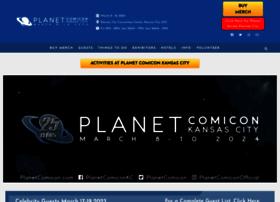 planetcomicon.com