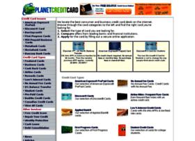planetcreditcard.com