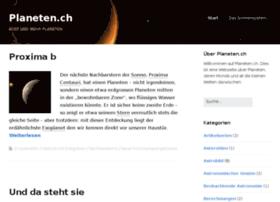 planeten.ch
