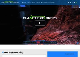 planetexplorers.pathea.net