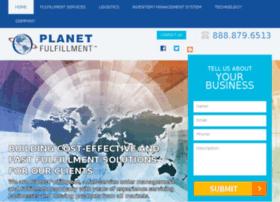 planetfulfillment.com