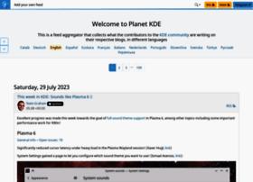 planetkde.org