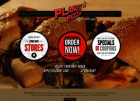 planetpizza.com