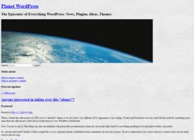 planetwordpress.planetozh.com