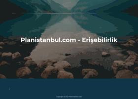 planistanbul.com
