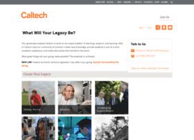 plannedgiving.caltech.edu