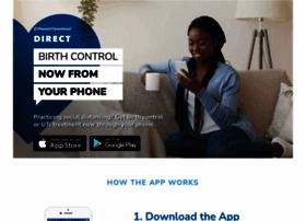 plannedparenthooddirect.org
