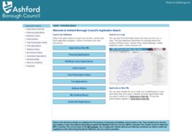 planning.ashford.gov.uk