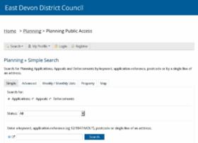 planning.eastdevon.gov.uk