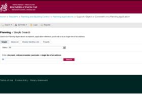 planning.rctcbc.gov.uk