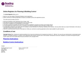 planning.reading.gov.uk