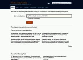 planningalerts.org.au