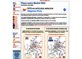 planometromadrid.org