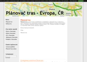 planovac-tras.cz