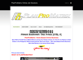 planpromatrix-lee.weebly.com