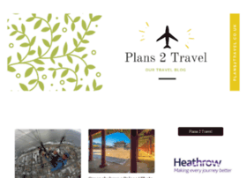 plans2travel.co.uk