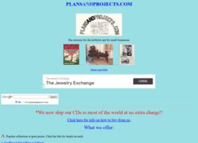 plansandprojects.com