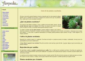 plantas-suculentas.florpedia.com