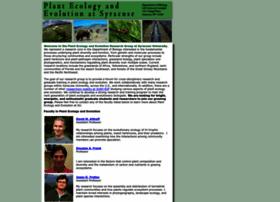 plantecology.syr.edu