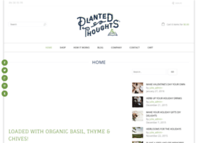 Plantedthoughts.com