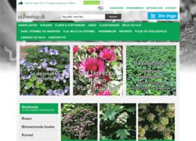 planteshop.dk