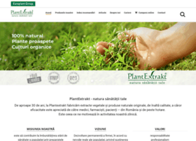 plantextrakt.ro