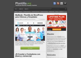 plantilla.org