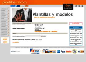 plantillasmil.com