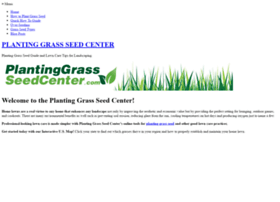 plantinggrassseedcenter.com