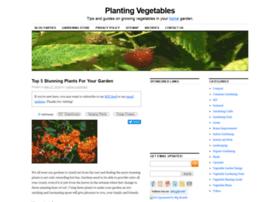 plantingvegetables.net