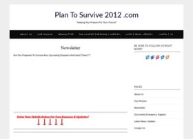 Plantosurvive2012.com