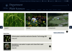 plants.ox.ac.uk