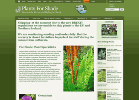 plantsforshade.co.uk