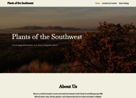 plantsofthesouthwest.com
