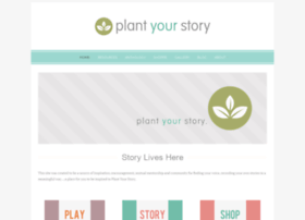 plantyourstory.com