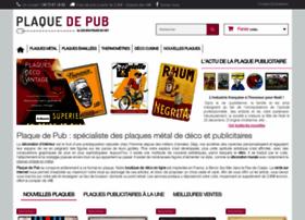 plaque-de-pub.com