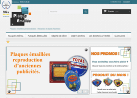 plaque-emaillee.fr
