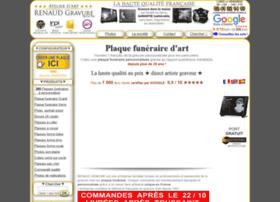 plaque-funeraire.fr