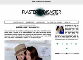 plasteranddisaster.com