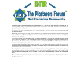 plasterersforum.co.uk