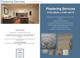 plasteringservices.org.uk